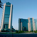 Pictures of Tashkent. International business centre