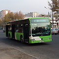 Tashkent pictures. New city bus