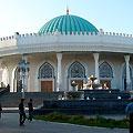 Pictures of Tashkent. Timurids museum