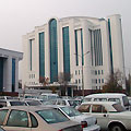 Tashkent pictures. Poytakht Business Complex