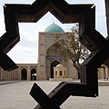Pictures of Bukhara. Kalyan Mosque