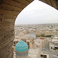 View from  Kalyan minaret, Bukhara