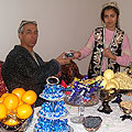 Tea-drinking ceremony — Узбекское чаепитие