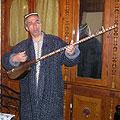 Uzbek music instruments — Национальный узбекский инструмент - дутар