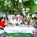 Гостеприимные жители Узбекистана