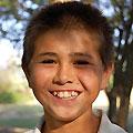 Uzbekistan children