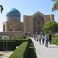 Khwaja Ahmad Yasavi  mausoleum in Turkestan — Мавзолей Ходжи Ахмеда Яссави в Туркестане