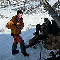 Winter  mountaineerin — Зимнее восхождение