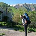 Hiking in Chimgan — Походы на Чимгане