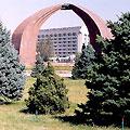 Victory Monument — Монумент Победы, Бишкек