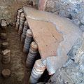 Garni — Остатки древних сооружений в Гарни
