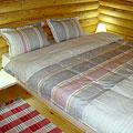 """Bedroom — Спальня  в коттедже курорта """"Небеса"""""""