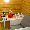"Sitting-room — Гостиная в коттедже курорта ""Небеса"""
