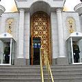 "Turkmenbashi Ruhy Metjidi —  Мечеть ""Туркменбаши Рухи"""