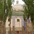 Apak Hoja mausoleum — Мавзолей Абаха Ходжи (VII в.)