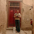 Old Kashgar streets — Старинные улочки Кашгара