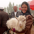 Воскресный базар, Кашгар