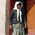 Tajik lady