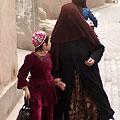Uygur woman