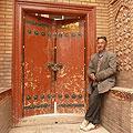 Old Kashgar streets