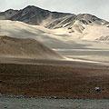 High mountain deserts of Pamir