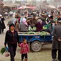In Kashgar, China