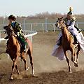 Kazakh national games