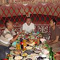 National Kazakh yurt