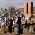 Armenian alfabet — Памятник армянскому алфавиту