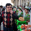 Uzbek hospitality