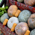 Melons and gourds — Дыни и тыквы