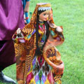 Мастер-кукловод из Хорезма Куриязов Мансур