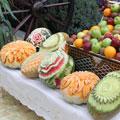 Сarved melons — Резные дыни, арбузы, тыквы