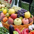 Uzbek fruit — Узбекские овощи и фрукты