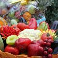 Uzbek  vegetables — Узбекские овощи и фрукты