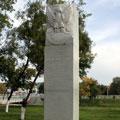 Polish Memorial near Catholic Church