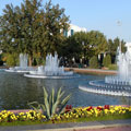 Mustakillik (Independence) Square