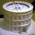 Model of the Ulugbek Observatory