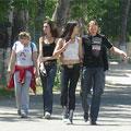 Молодожь Ташкента