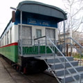 Tashkent museum of railway engineering
