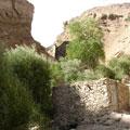 Millstone and water mill in Gorge Zugvand — Жернов и водяная мельница в ущелье Зугванд