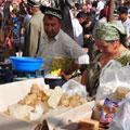 Районный воскресный базар