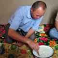 """Preparing chalop —  Перед """"сервировкой"""" чалопа"""