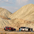 Turkmenistan  safari tours