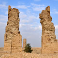 Древний город Дехистан