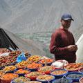On the Shakhristan pass — На Шахристанском перевале