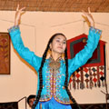 Turkmen girls — Туркменские девушки