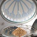 Geokdepe. Saparmurat Haji mosque — Геоктепе. Мечеть Сапармурата Наджи