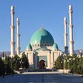 Геоктепе. Мечеть Сапармурата Наджи