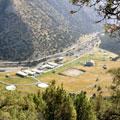 Вид на Чешский лагерь